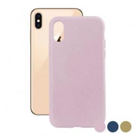 Custodia per Cellulare Iphone Xs KSIX Eco-Friendly KSIX - 1
