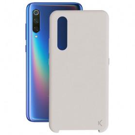 Custodia per Cellulare Xiaomi Mi 9 KSIX Soft Rosa KSIX - 1