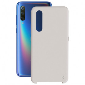 Handyhülle Xiaomi Mi 9 KSIX Soft Rosa KSIX - 1