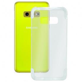 Mobile cover Samsung Galaxy S10e KSIX Armor Extreme Transparent KSIX - 1