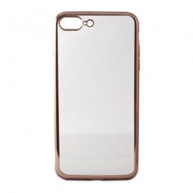 Custodia per Cellulare Iphone 7+/8+ Contact Flex Metal Oro rosa Contact - 1