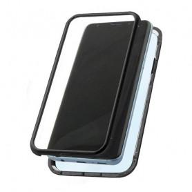 Case Samsung Galaxy S9+ KSIX Magnetic Black KSIX - 1