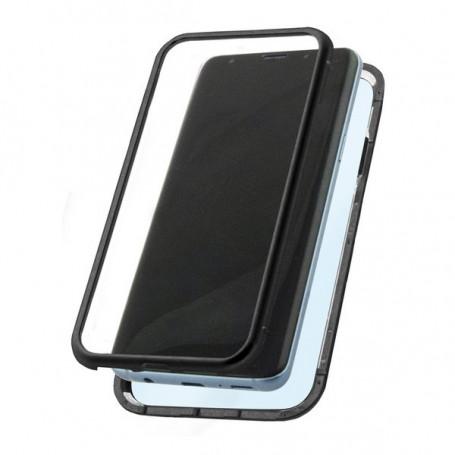 Etui Samsung Galaxy S9+ KSIX Magnetic Schwarz KSIX - 1