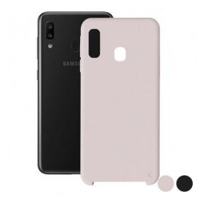 Custodia per Cellulare Samsung Galaxy A30 KSIX Soft KSIX - 1