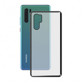 Custodia per Cellulare Huawei P30 Pro KSIX Flex Metal Grigio KSIX - 1