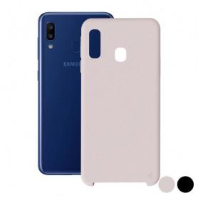 Handyhülle Samsung Galaxy A20 KSIX Soft KSIX - 1