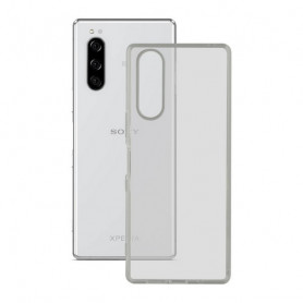 Funda para Móvil Sony Xperia Pf43 KSIX Flex Negro KSIX - 1