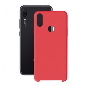 Handyhülle Xiaomi Redmi 7 KSIX Soft Rot KSIX - 1