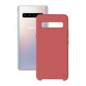 Handyhülle Samsung Galaxy M10 KSIX Soft Rot KSIX - 1