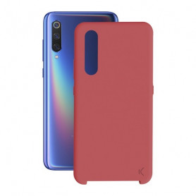 Handyhülle Xiaomi Mi 9 KSIX Soft Rot KSIX - 1