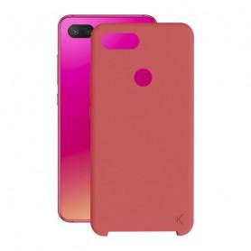 Handyhülle Xiaomi Mi 8 Lite KSIX Soft Rot KSIX - 1