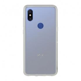 Mobile cover Xiaomi Mi Mix 3 5g KSIX Flex Transparent KSIX - 1