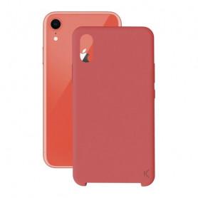 Handyhülle Iphone Xr KSIX Soft Rot KSIX - 1