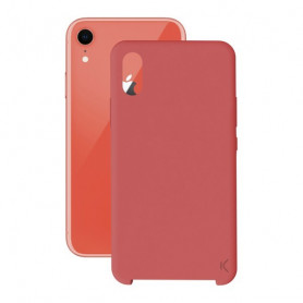 Mobile cover Iphone Xr KSIX Soft Red KSIX - 1