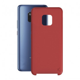 Mobile cover Huawei Mate 20 Pro KSIX Soft Red KSIX - 1