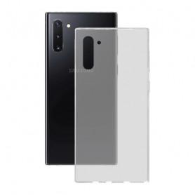 Mobile cover Samsung Galaxy Note 10 KSIX Flex Transparent KSIX - 1