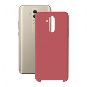 Handyhülle Huawei Mate 20 Lite KSIX Soft Rot KSIX - 1