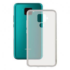 Handyhülle Huawei Mate 30 Lite Contact Flex TPU Durchsichtig Contact - 1