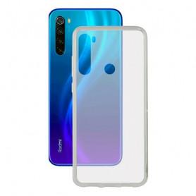 Custodia per Cellulare Xiaomi Redmi Note 8 Flex TPU Trasparente BigBuy Tech - 1