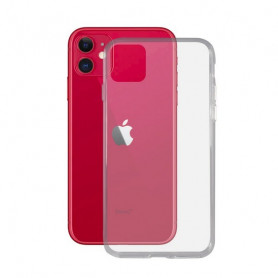 Mobile cover Iphone 11 Pro Transparent BigBuy Tech - 1