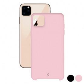 Custodia per Cellulare Iphone 11 Pro KSIX Soft BigBuy Tech - 1