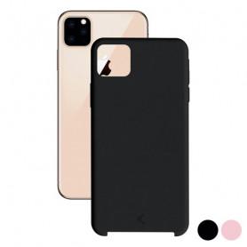 Custodia per Cellulare Iphone 11 KSIX Soft BigBuy Tech - 1