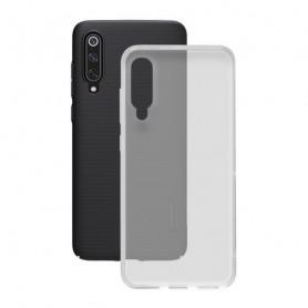 Mobile cover Xiaomi Mi 9t/9t Pro KSIX Flex Transparent KSIX - 1