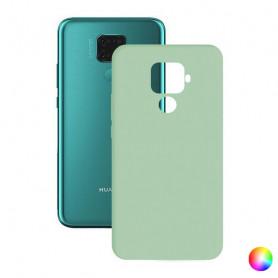 Mobile cover Huawei Mate 30 Lite Contact Silk TPU Contact - 1
