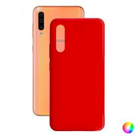 Mobile cover Samsung Galaxy A30s/a50 Contact Silk TPU Contact - 1