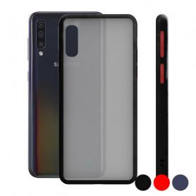 Custodia per Cellulare Samsung Galaxy A30s/a50 KSIX Duo Soft KSIX - 1
