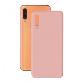 Mobile cover Samsung Galaxy A30/a50 KSIX Soft Cover TPU Pink KSIX - 1