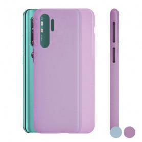 Custodia per Cellulare Xiaomi Mi Note 10 KSIX Color Liquid KSIX - 1