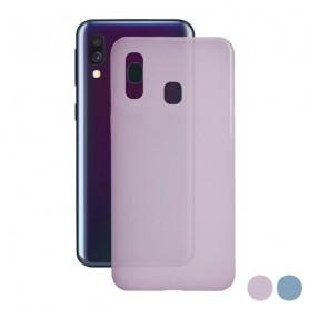 Custodia per Cellulare Samsung Galaxy A40 KSIX Color Liquid KSIX - 1