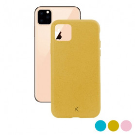 Mobile cover Iphone 11 Pro Max KSIX Eco-Friendly KSIX - 1