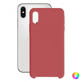 Custodia per Cellulare Iphone X/xs KSIX Soft KSIX - 1