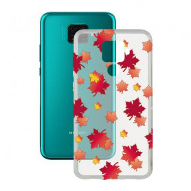 Handyhülle Huawei Mate 30 Lite Contact Flex TPU Herbst Contact - 1