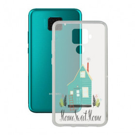 Handyhülle Huawei Mate 30 Lite Contact Flex Home TPU Contact - 1