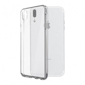 Mobile cover Iphone X/xs Contact Flex TPU Transparent Contact - 1