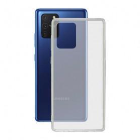 Handyhülle Samsung Galaxy A91/s10 Lite KSIX Flex TPU Durchsichtig KSIX - 1