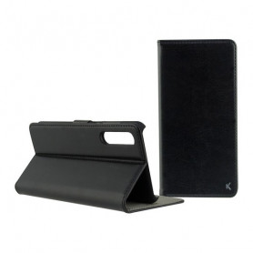 Custodia Folio per Cellulare Xiaomi Mi Note 10/mi Note 10 Pro KSIX Standing Nero KSIX - 1