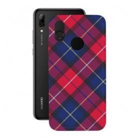 Mobile cover Huawei P Smart Plus 2019 KSIX Flex TPU KSIX - 1