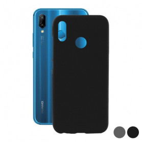 Mobile cover Huawei P20 Lite KSIX Flex Stone KSIX - 1