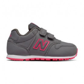 Baby's Sports Shoes New Balance KV500PNI Grey Fuchsia New Balance - 1