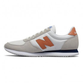 Women's Casual Trainers New Balance WL220 AB White Beige New Balance - 1
