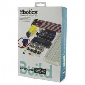 Electronic kit Build & Code Basic BigBuy Tech - 1