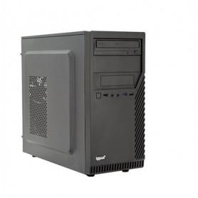 Desktop PC iggual PSIPCH423 i3-8100 8 GB RAM 1 TB HDD W10 Black iggual - 1