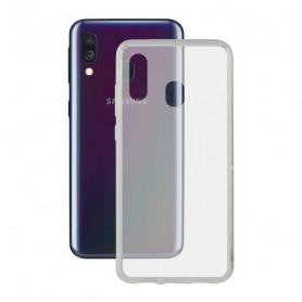 Handyhülle Samsung Galaxy A40 Contact Flex TPU Contact - 1