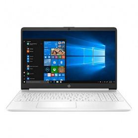 "Notebook HP 15S-FQ1005NS 15,6"" i7-1065G7 8 GB RAM 256 GB SSD White HP - 1"