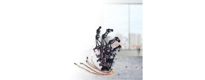 Robotics components and accessories